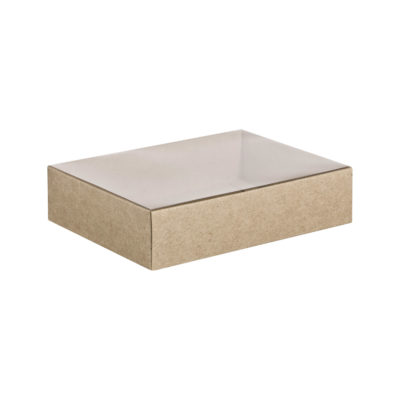 Trays with Clear Lids