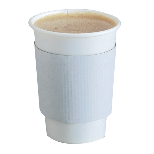 White Paper Cup Holder Merrypak