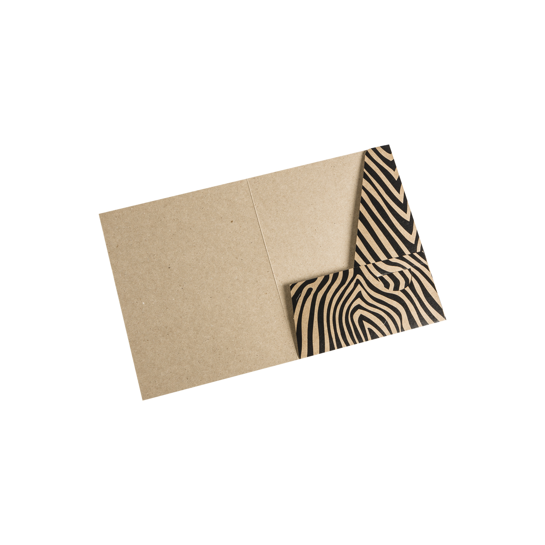 Cardboard Presentation Folders