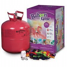 Disposable Helium Tank   Merrypak