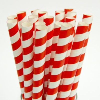 10mm Milkshake Straws