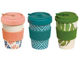 Bamboo Eco Cups