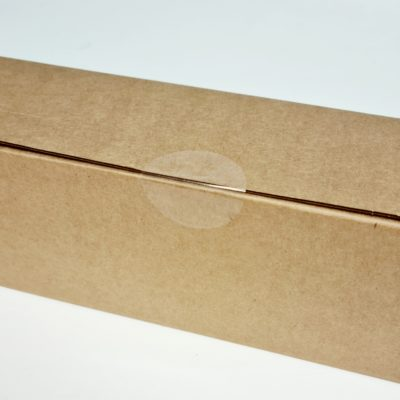 Clear Box Seal Stickers