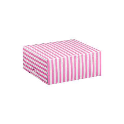 Patterned Cake Boxes