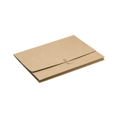 Cardboard Document Wallets