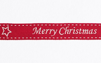Christmas Ribbon