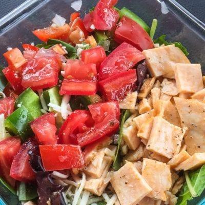 Clear Food Packaging